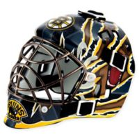 NHL Boston Bruins Mini Goalie Mask