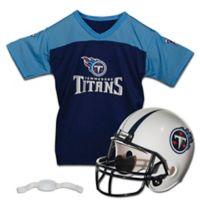 NFL Tennessee Titans Kids Helmet/Jersey Set