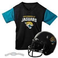 NFL Jacksonville Jaguars Kids Helmet/Jersey Set