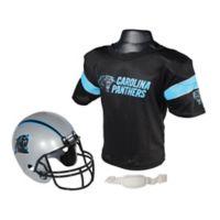 NFL Carolina Panthers Kids Helmet/Jersey Set