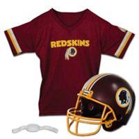 NFL Washington Redskins Helmet/Jersey Set