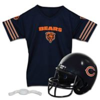 NFL Chicago Bears Kids Helmet/Jersey Set