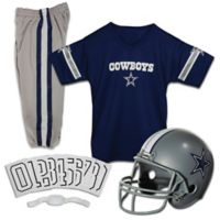 NFL Dallas Cowboys Youth Medium Deluxe Uniform Set