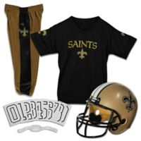 NFL New Orleans Saints Youth Medium Deluxe Uniform Set
