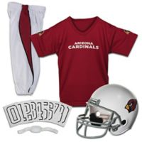 NFL Arizona Cardinals Youth Medium Deluxe Uniform Set