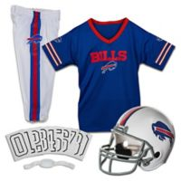 NFL Buffalo Bills Youth Medium Deluxe Uniform Set