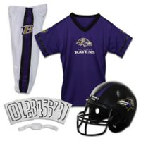 NFL Baltimore Ravens Youth Medium Deluxe Uniform Set