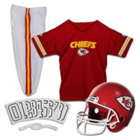 NFL Kansas City Chiefs Youth Medium Deluxe Uniform Set