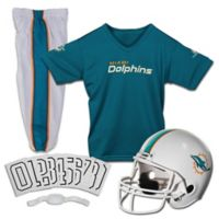 NFL Miami Dolphins Youth Medium Deluxe Uniform Set