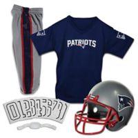 NFL New England Patriots Youth Medium Deluxe Uniform Set