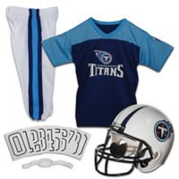 NFL Tennessee Titans Youth Medium Deluxe Uniform Set