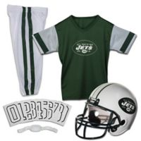 NFL New York Jets Youth Medium Deluxe Uniform Set