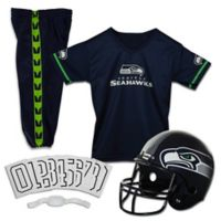 NFL Seattle Seahawks Youth Medium Deluxe Uniform Set