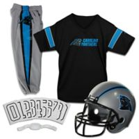NFL Carolina Panthers Youth Medium Deluxe Uniform Set