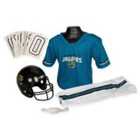 NFL Jacksonville Jaguars Youth Medium Deluxe Uniform Set