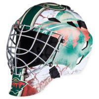 NHL Minnesota Wild GFM 1500 Youth Street Hockey Face Mask