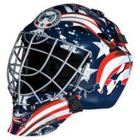 NHL Columbus Blue Jackets GFM 1500 Youth Street Hockey Face Mask