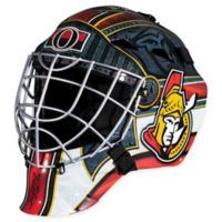 NHL Ottowa Senators GFM 1500 Youth Street Hockey Face Mask