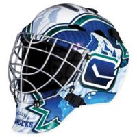 NHL Vancouver Canucks GFM 1500 Youth Street Hockey Face Mask