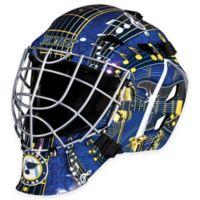 NHL St. Louis Blues GFM 1500 Youth Street Hockey Face Mask