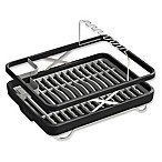 Kohler® Lift Dish Drying Rack in Charcoal