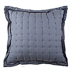 Wamsutta® Vintage Cotton Cashmere Square Throw Pillow in Dusty Blue