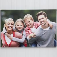 Photo Memories 12-Inch x 18-Inch Canvas Print Wall Art