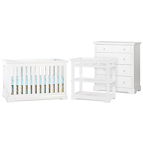 Child Craft™ Kayden Crib Furniture Collection In Matte White