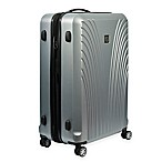 ful® Curve Geo 29-Inch Hardside Spinner Suitcase in Silver
