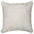 Jean Pierre Ashlyn Square Throw Pillow in White