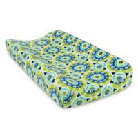 Waverly® Baby by Trend Lab® Solar Flair Plush Changing Pad Cover