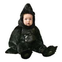 Baby Gorilla Size12-18M Halloween Costume in Black