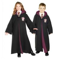 Harry Potter™ Large Deluxe Gryffindor Robe Child's Halloween Costume