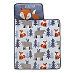 "Lambs & Ivy® ""Little Explorer"" Nap Mat in Blue/Grey"