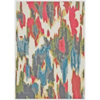 Feizy Girasole Sorbet 2-Foot 2-Inch x 4-Foot Multicolor Accent Rug