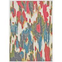 Feizy Girasole Sorbet 5-Foot x 8-Foot Multicolor Area Rug