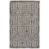 Feizy Baltum 9-Foot 6-Inch x 13-Foot 6-Inch Hand-Tufted Area Rug in Black