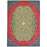 Feizy Girasole Medallion 8-Foot x 11-Foot Multicolor Area Rug