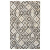 Feizy Baltum 9-Foot 6-Inch x 13-Foot 6-Inch Hand-Tufted Area Rug in Grey/Pastel