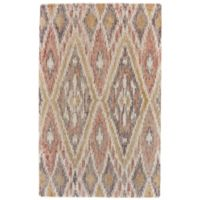 Feizy Baltum 5-Foot x 18-Foot Hand-Tufted Area Rug in Pink/Multi