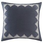 INK+IVY Alpine European Pillow Sham in Navy