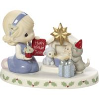 "Precious Moments® ""Happy Birthday Jesus"" Figurine"