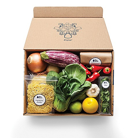 image of Discover Dinner with Blue Apron