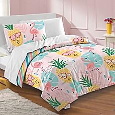 Dream Factory Pineapple Comforter Set - Bed Bath & Beyond