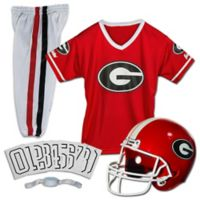 University of Georgia Size Small Youth Deluxe Uniform Set