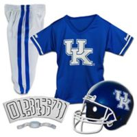 University of Kentucky Size Small Youth Deluxe Uniform Set