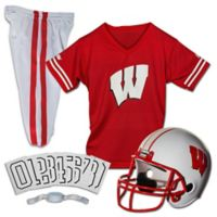 University of Wisconsin Size Small Youth Deluxe Uniform Set