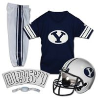 Brigham Young University Size Small Youth Deluxe Uniform Set