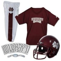 Mississippi State University Size Small Youth Deluxe Uniform Set