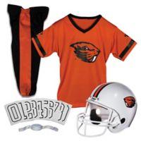 Oregon State University Size Medium Youth Deluxe Uniform Set